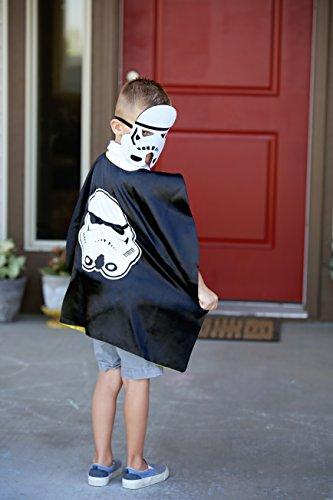 Star  (Stormtrooper Costumes Dress Up Set)