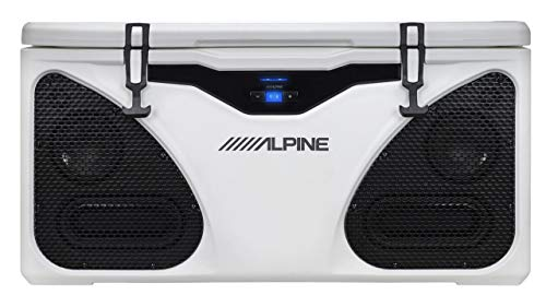 Alpine Electronics Ice (in-Cooler Entertainment) System, White, One Size by Alpine (Image #7)