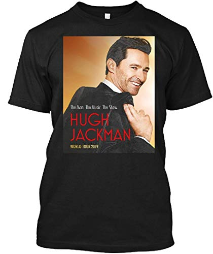 (Greatest Jackman Showman 2019 Tour Hugh Sigertv 15 Short-Sleeve, Ladies Short, Unisex Tank, Heavy Blend Hoodie, Sweatshirt)