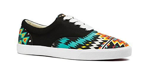 Bucketfeet Mens Archer Spets-down Mode Sneakers 8