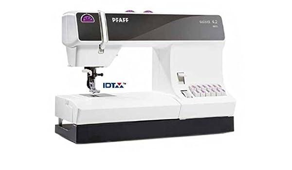 Pfaff Select 4.2 – Máquina de coser: Amazon.es: Hogar