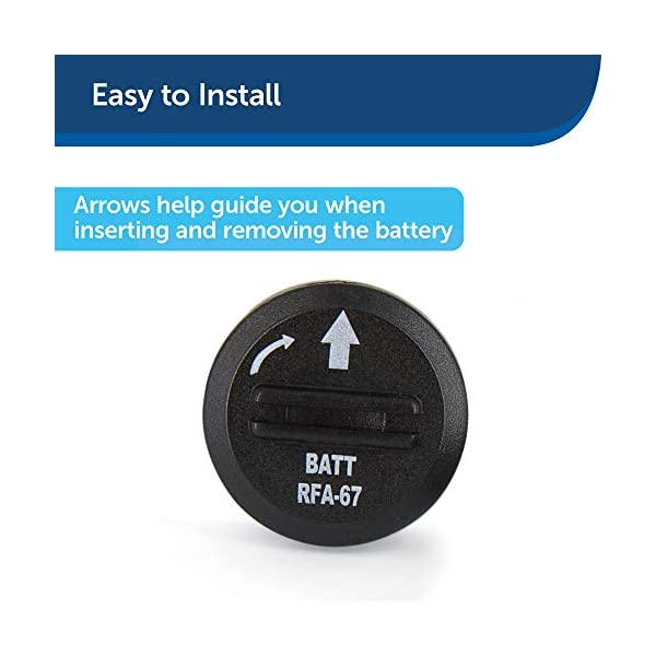 PetSafe RFA-67 6 Volt Replacement Batteries 4