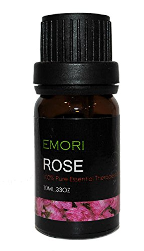 Rose - 100% Pure Therapeutic Grade Essential Oil 10ML