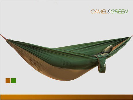 save guzon outdoor ultralight parachute cloth hammock double hammock      rh   desertcart ae