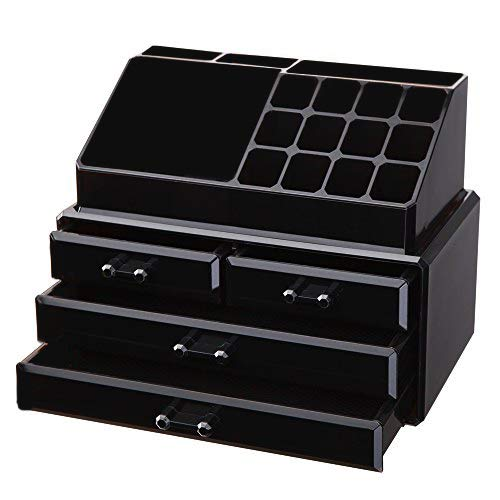 Vencer Jewelry Storage Cosmetic Organizer
