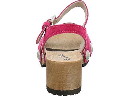Softclox Kvinder Sandaler Penny Oliven 3378 408 887 Lyserød (hasselnød) qPJRL0