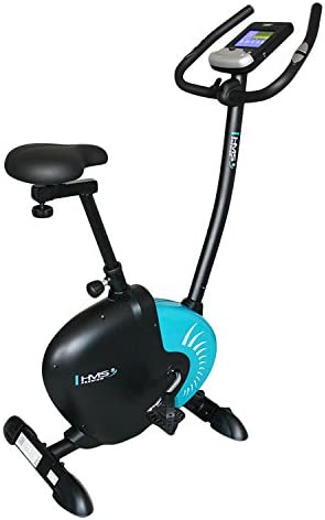 Bicicleta estática magnética m9239p HMS con consola: Amazon.es ...