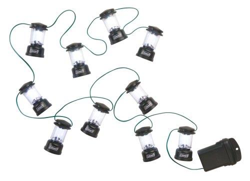 Coleman LED String Lights, Outdoor Stuffs