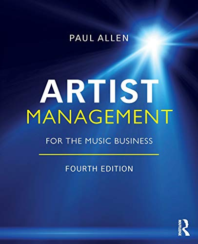 Pdf Transportation Artist Management for the Music Business