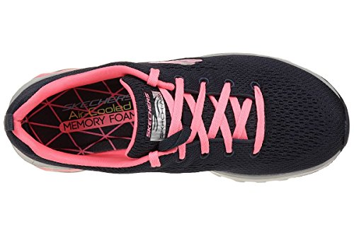 Memory Skechers Extreme Womens Air Skech Trainers Cooled Air Foam Sneaker Elover pxpzBq