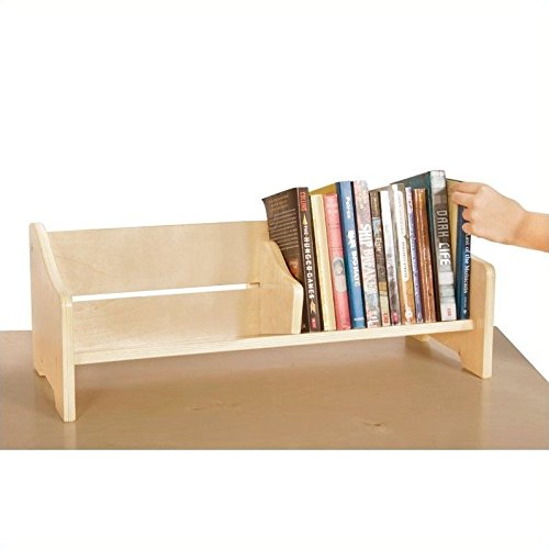 Guidecraft Tabletop Book Browser Set (Discontinued by manufacturer) (Tabletop Bookcase)