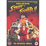 Street Fighter 2 - The Animated Movie [1994] [DVD]