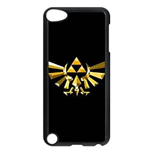 Legend of Zelda iPod Touch 5 Case Black Exquisite gift (SA_429736)