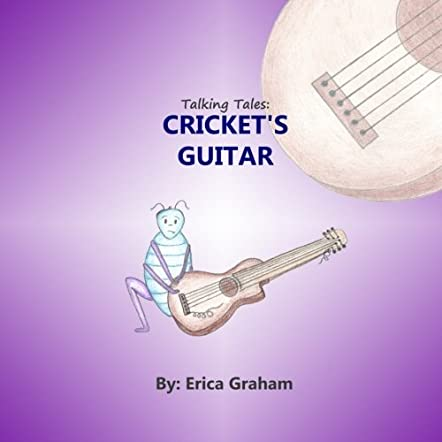 Talking Tales Cricket's Guitar