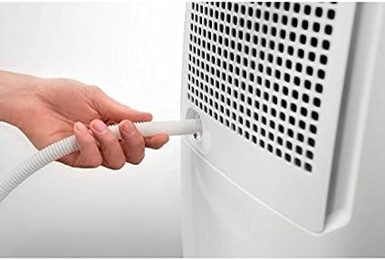 14 l//24h DeLonghi DEX14 Deumidificatore Multifunzione Bianco