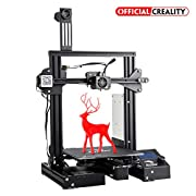 #LightningDeal Official Creality Ender 3 Pro 3D Printer with Magnetic Build Surface Plate and UL Certified Power Supply Metal DIY Printers 220x220x250MM