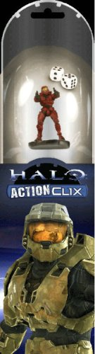 Halo Actionclix 4-figure Booster by