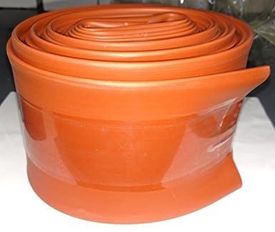 3m orange red polyolefin heat shrink tubing 20 ft length 250