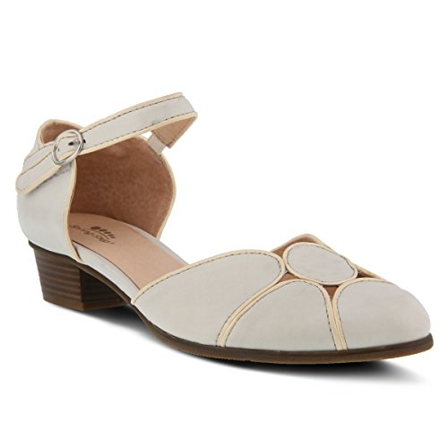Spring Step Mujeres Style Lenna Cuero Mary Jane Shoe Ice
