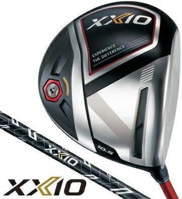 DUNLOP(ダンロップ) XXIO11 ゼクシオ11 ゼクシオ イレブン メンズ ゴルフクラブセット ウッド3本+アイアン8本セット MP1100 カーボンシャフト装着 レッドカラー メンズ ゴルフクラブ フルセット