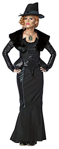 UHC Women's Once Upon A Time Zelena Outfit Fancy Dress Halloween Costume, L (Zelena Once Upon A Time)