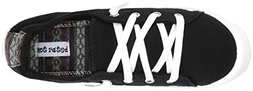 Non Valutato Womens Rae Sneaker Nero
