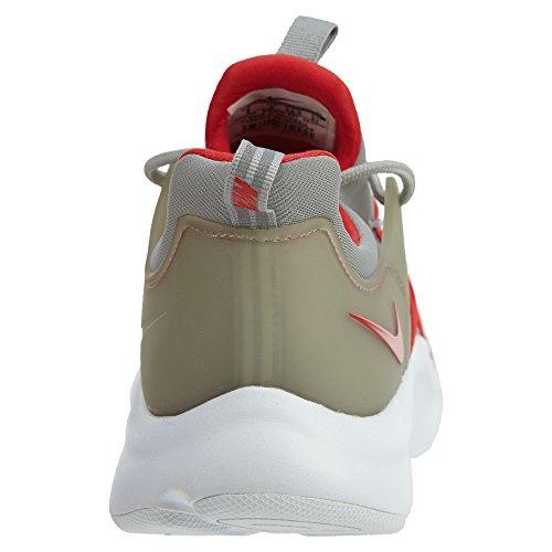 Nike De Course Chaussures Argent argent Action blanc Homme Darwin Rouge Mat Pour ZZqTrwHx