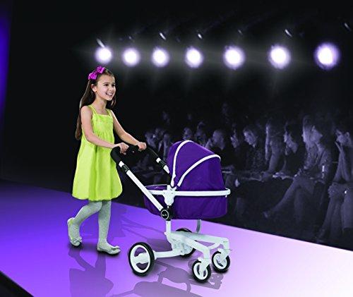 Amazon.es: Silver Cross - Cochecito para muñecas, color ciruela (1423279): Juguetes y juegos