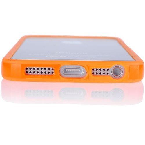 itronik® Bumper Schutzhülle für Apple iPhone 5 orange