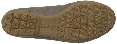Gabor - Zapatos para mujer Brown (Dark Brown Nubuck)
