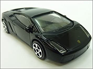 Vicky / Bburago 1/43 Minicar / Lamborghini Gallardo / Black