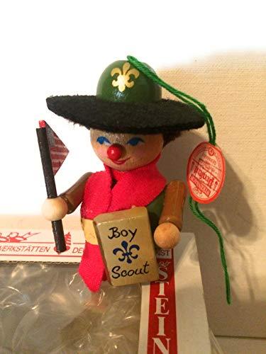 Steinbach Ornament Boy Scout