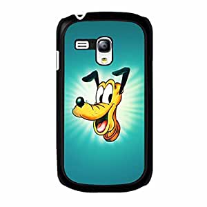 Fashion Design Endearing Pluto Cover Case for Samsung Galaxy S3 Mini Trend Anime Series Phone Case