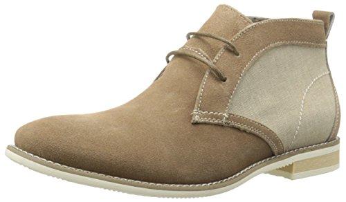 Steve Madden Men's Saxxen Chukka Boot - Camel Suede - 10 ...