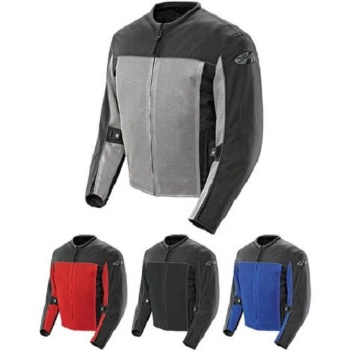 Joe Rocket Textile Motorcycle Jacket - 8