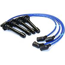 NGK Spark Plug Wires - OEM Set - CIVIC - HE53 - D15B2