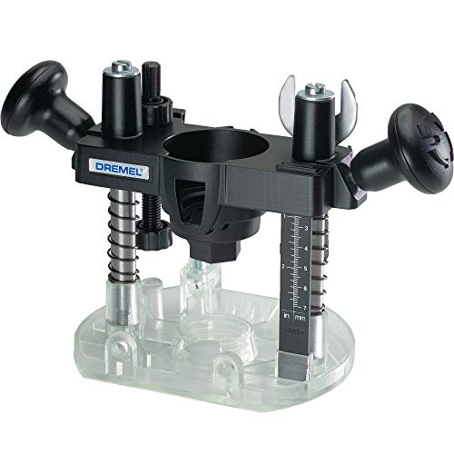 - Dremel 335-01 Plunge Router Attachment