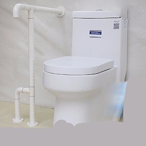 MDRW-Safety Handrail Toilet Armrest Barrier Free Elderly Handicapped Safety Grip Toilet Bathroom Armrest For Old People by Olici
