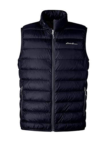 Eddie Bauer Men's CirrusLite Down Vest, Atlantic Regular M