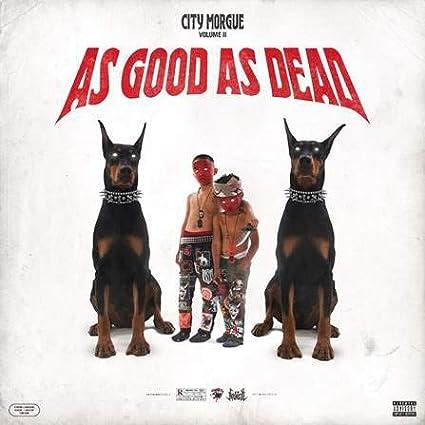 Details about  /E-243 Art Poster City Morgue Cover Rap AS GOOD AS DEAD Mixtape 24x24 20x20