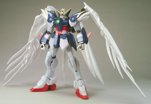 Bandai Hobby Wing Gundam Zero Custom Pearl Coating, Bandai Perfect Grade Action Figure