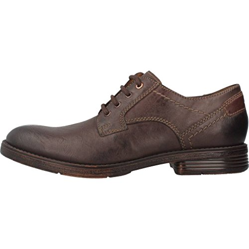 Devington Walk - Brown Leather Marron