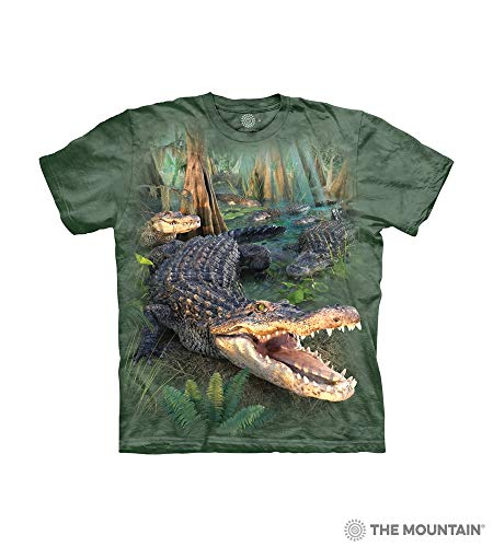 The Mountain Gator Parade Child T-Shirt, Green, ()