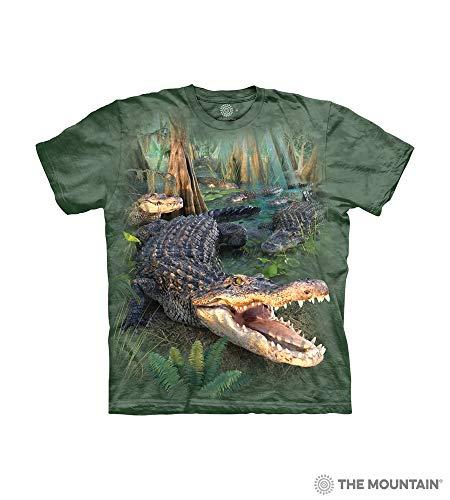 The Mountain Gator Parade Child T-Shirt, Green, XL