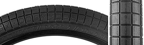 Odyssey Bmx Tires - Odyssey Tires A Ross V2 20X2.4 Bk/Big-Logo - T-209-BK