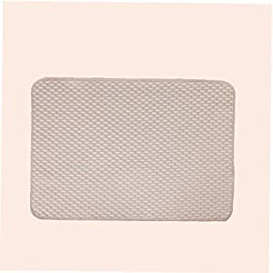 Baby Waterproof Pad Home Baby Diaper Changing Pad Multi Function Stripe Organic Colored Cotton Baby Absorbent Blanket…