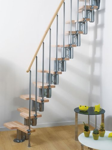 PIXIMA MINI   Space Saver Staircase   Modular Stair Kit   Is The Staircase  Dedicated To