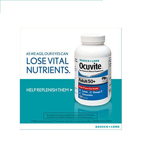 Ocuvite Vitamin Adult Formula Soft