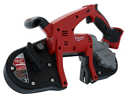 Milwaukee 2629-20 Bare-Tool M18 18V Cordless Band Saw (Tool Only, No Battery)