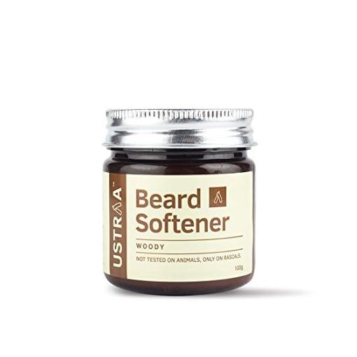 Ustraa Beard Softener For Beard Care 100G